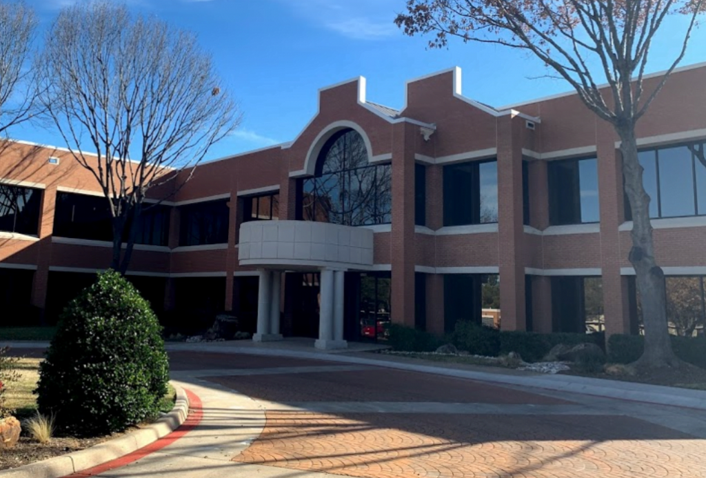 Collection Agency Office in Addison, Texas