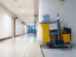 Commercial Janitorial Collections